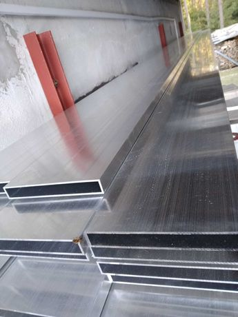 Profil aluminiowy 150x20x2mm nowoczesny poziome sztachety !! Wyprzedaż