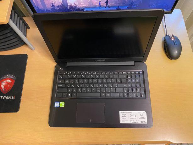Ноутбук Asus Vivobook X556UQ Dark Brown + сумка с мышкой в подарок