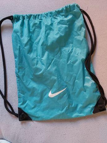 Worek niebieski Nike