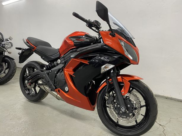 Kawasaki Ninja 400(склад)