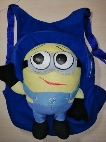 Рюкзак детский Миньоны