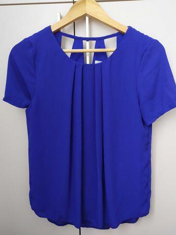Bluzka luźna, elegancka, na imprezę, dla kobiet w ciąży. Firmy TU.