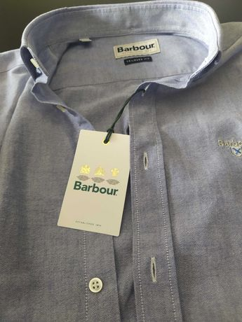 Camisa Barbour tamanho M