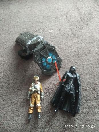 Aktywator mocy Force StarWars Hasbro i figurki