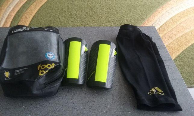 Ochraniacze firmy Adidas rozmiar XS