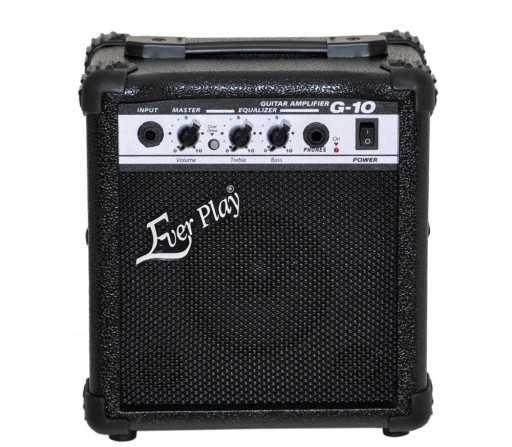 Wzmacniacz do gitary elektrycznej Ever Play G-10