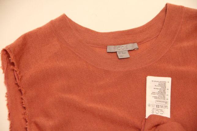 COS рр XS-S футболка из шерсти