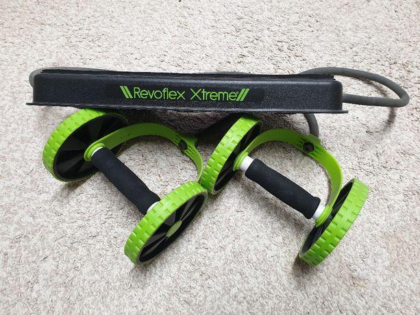 Przyrząd do ćwiczeń REVOFLEX XTREME wielofunkcyjny - FITNESS