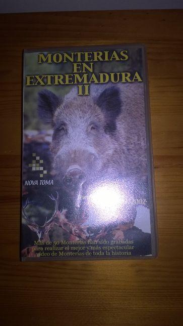 VHS - Monterias en Extremadura
