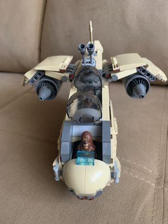 Лего Звездные воины Боевой Корабль Вуки