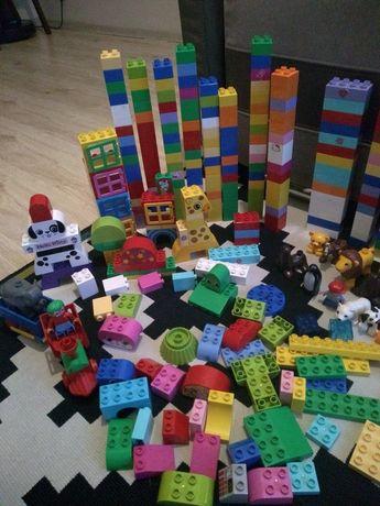 LEGO Duplo zestawy płytki