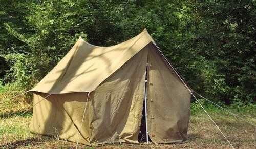 Продам палатку туристическую двухместную СССР