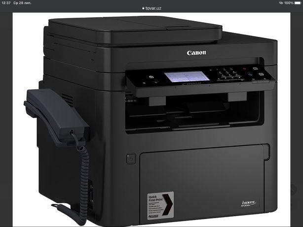 Продам принтер Canon  i-sensys mf269dw
