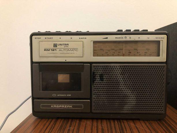 Radiomagnetofon Kasprzak, Unitra
