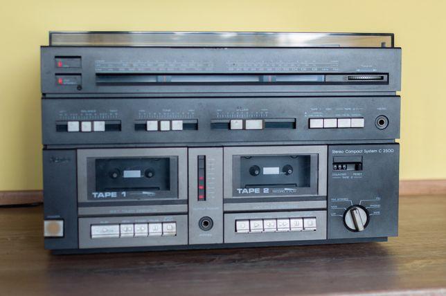 Wieża SABA Radio, Gramofon, Magnetofon