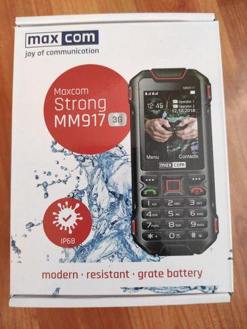 Telefon Maxcom Strong MM917 Dual Sim NOWY