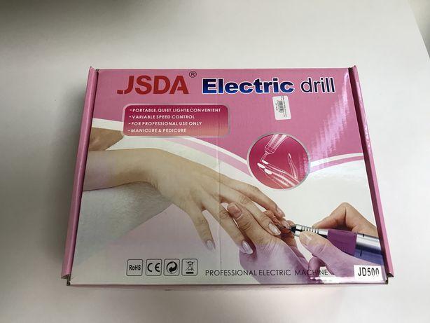 ОРИГИНАЛ! Машинка фрезер для маникюра JSDA JD-500