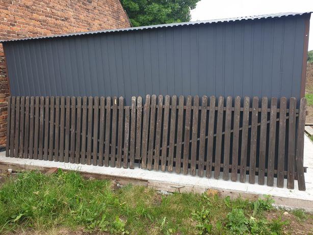 Brama wjazdowa 500x125cm (5x1,25m)