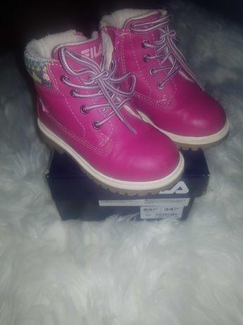 Buty Fila dla dziewczynki