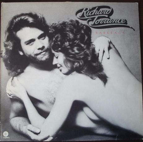Richard Torrance – Bareback - 1977 - пластинка