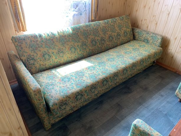 Wersalka Fotele Komplet