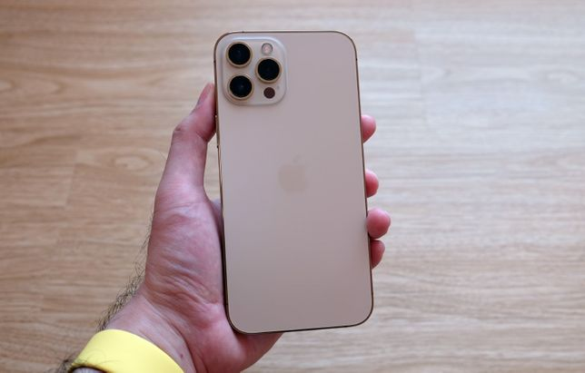 Iphone 12 pro Max Dourado 128GB *novo*