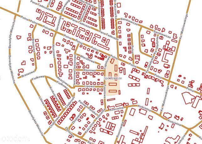 Działka w Komornikach 791m2, super lokalizacja