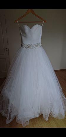 Suknia ślubna księżniczka 34