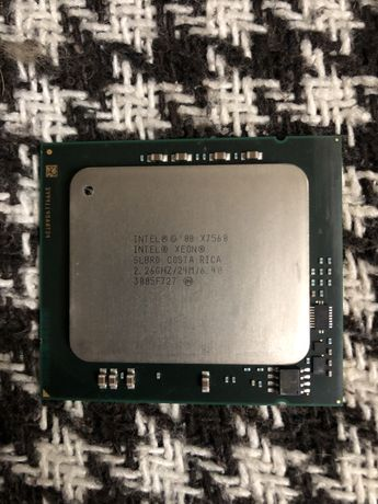 Процессор Xeon X7560