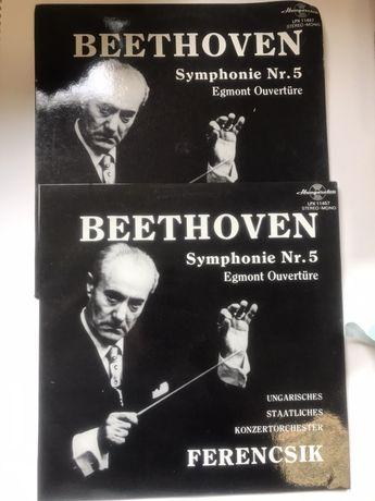 Beethoven vinyl winyl 5 płyt