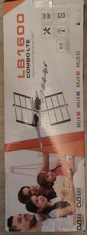 Antena wraz ze wzmacniaczem