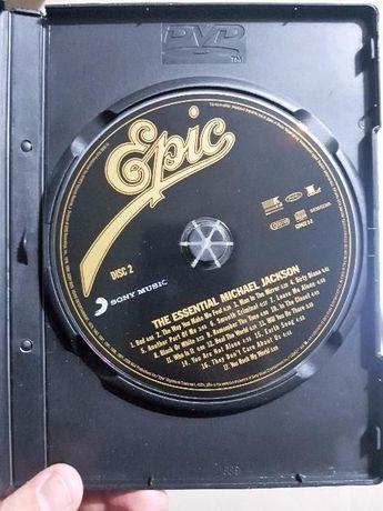 CD2 - The Essential Michael Jackson