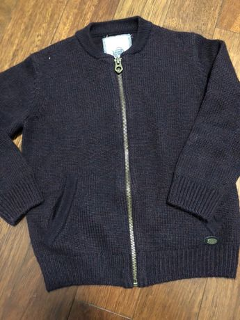 Swetr sweterek bluza Zara 110 cm