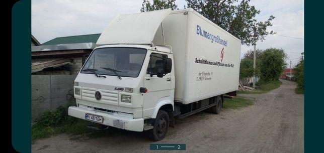 Volkswagen l80 5 тонн
