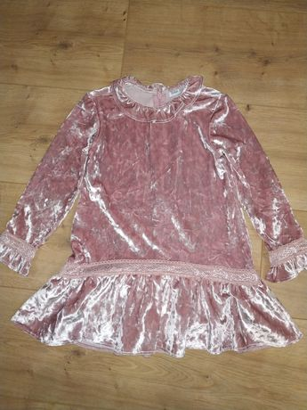 Платье blukids нарядное