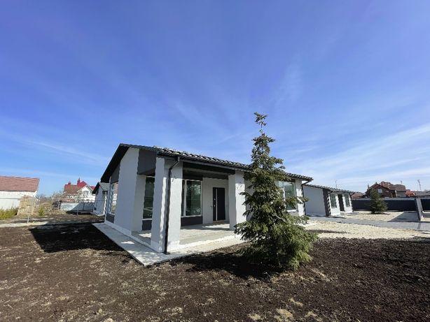 Будинок у Клубном містечку! 68м2 + 20м2 тераса Озеро, Ліс біля Києва