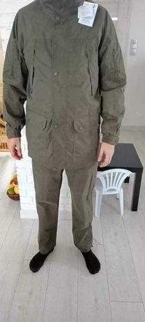 Komplet przeciwdeszczowy DRWAL kurtka spodnie leśnik myśliwy wędkarz