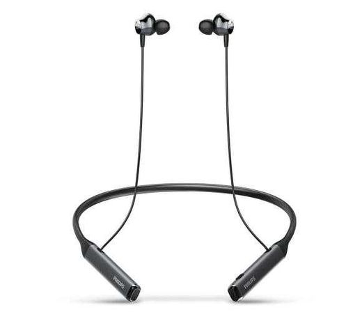 Nowe słuchawki Philips Hi-Res ANC TAPN505BK, Gwarancja!