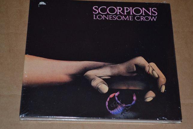 """Scorpions """"Lonesome Crow"""" - 1975 Фирменный. Запечатанный."""