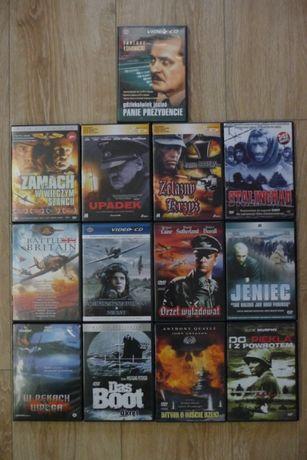 Filmy wojenne - II WOJNA ŚWIATOWA - (DVD, VCD)