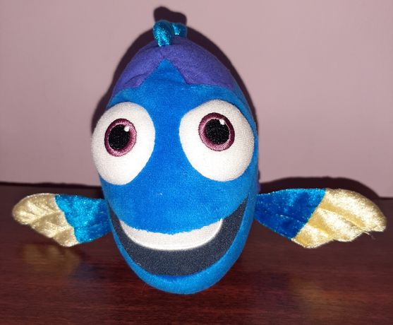 мягкая м'яка іграшка рыбка дори рибка дорі