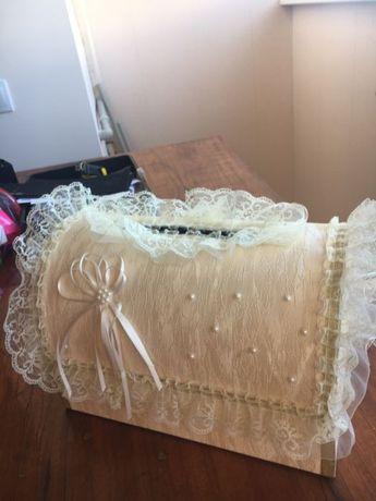 Свадебный коробок