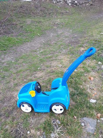 Детская Машинка-каталка STEP 2