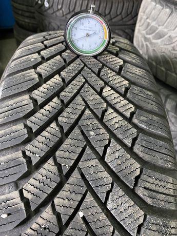 Шини шины колеса резина 205/55 16 2018 Continental зима