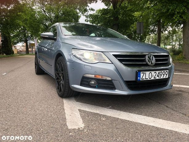 Volkswagen Passat CC Volkswagen Passat CC 2.0 140KM, DSG, BOGATA WERSJA !!!