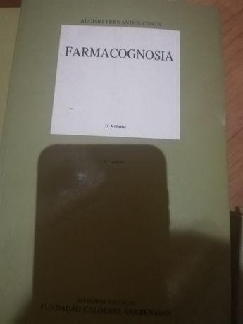 Livros de farmacognosia