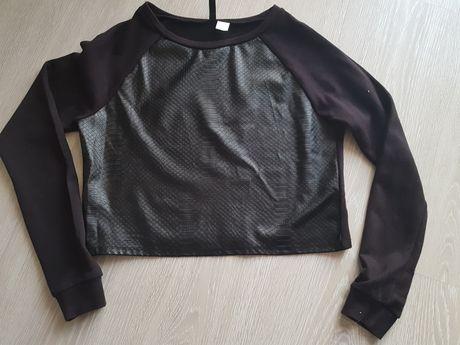 Bluza czarna roz. 36