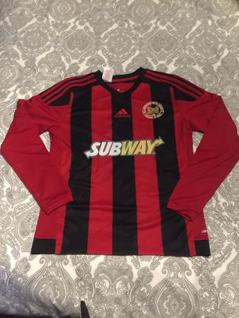 Tshirt Adidas 14 anos Hillsborough Boys Júnior FC