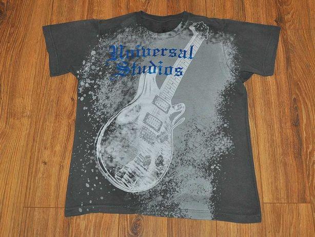 Gitara,Gibson,Fender - Koszulka rozm.M Universal Studios