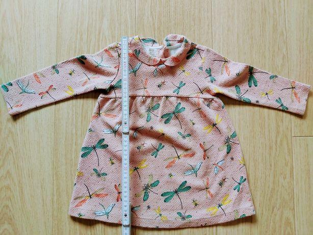 Sukienka ZARA 18-24m, 92